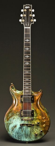 Scott Walker Guitars ~ Fathom