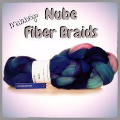 Malabrigo Nube Fiber Braids