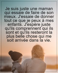 Citation Amour D Une Mere : citation, amour, Idées, Parent, Enfant, Parents, Enfants,, Citation,, Pense