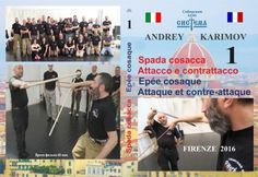 Filmed on location in Italy, this video series is designed for the beginner or any student or instructor of RMA and Systema who has a desire to learn Cossack sword technique and skills. In the video, A. Karimov demonstrates techniques using a standard wooden stick , or staff to highlight foundational skills that allow the student to progress and transition to using a sword. Video is in Russian and Italian languages, but due to visual instruction style, is easy to follow along. 68 minutes in…