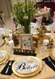 church tea party themes | Little Loveliness tea party table settings for a church tea party
