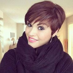 awesome 40 Stylish Pixie Haircut For Thin Hair Ideas 21 Read More by kristist. awesome 40 Stylish Pixie Haircut For Thin Hair Ideas 21 Read More by krististottlemi. Pixie Haircut Thin Hair, Thin Hair Haircuts, Short Pixie Haircuts, Pixie Hairstyles, Cool Hairstyles, Pixie Cut Thin Hair, Pixie Bangs, Daily Hairstyles, Short Thin Hair