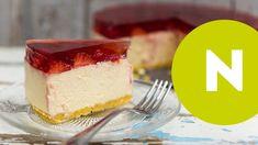 Sütés nélküli epres túrótorta | Nosalty Cheesecake, Food, Cakes, Youtube, Cake Makers, Cheesecakes, Essen, Kuchen, Cake
