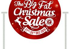 Shopclues 21-25 December The Big Fat Christmas Sale Offer - Best Online Offer