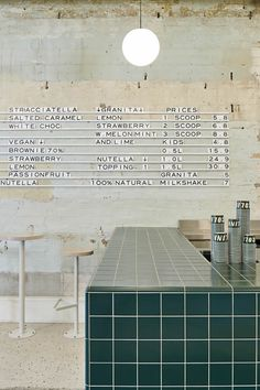The ice-cool style and substance of 1950s southern Italy comes alive at Melbourne's Piccolina Gelateria...