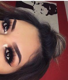@lupe_mua eye makeup slay