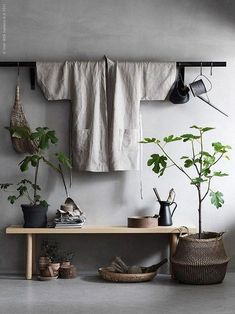 6 Natural Simple Ideas: Natural Home Decor Feng Shui Life natural home decor living room plants.Natural Home Decor Inspiration Living Rooms organic home decor apartment therapy.Natural Home Decor Inspiration Window. Japanese Interior Design, Home Interior Design, Interior Styling, Interior Blogs, Interior Office, Room Interior, Modern Interior, Wabi Sabi, Design Seeds