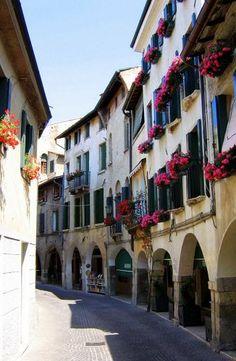 Visist to Asolo - Italy by Jantina & Willem van Osnabrugge, Asolo, Italia,, province of Treviso, Veneto