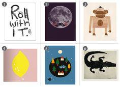 Children's Wall Prints