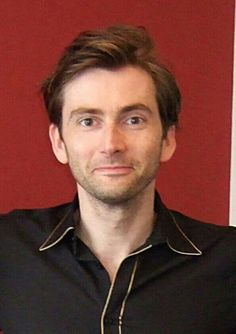 David Tennant. Mmm yes, I think so.