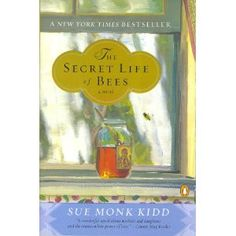 The Secret Life of Bees...by Sue Monk Kidd.  I read this book several years ago and I still think about it.