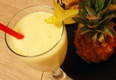 smoothie ananas jablko karambola