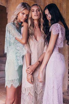 Grace Loves Lace & Bridesmaids!! The Brand New Beautiful La Nouvelle Belle For Your Besties!!