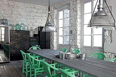 Parisian loft of Paola Navone