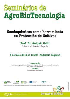 2015 abril - Cartaz Seminario de Agrobiotecnologia