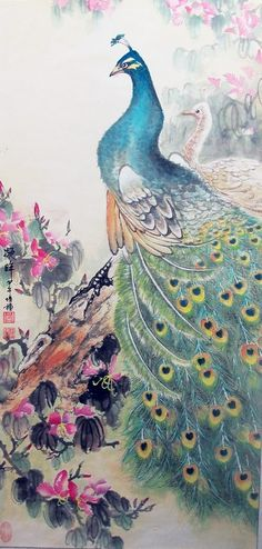What a Gorgeous Original Watercolor Painting!!
