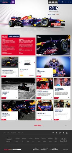 Infiniti Red Bull Racing - Victor Sahate