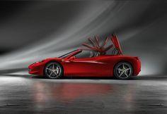 http://giornalemotori.it/78218/spider-ferrari-contro-mclaren/ #Ferrari #Mclaren #Spider #car #dreamcar #auto