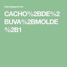 CACHO%2BDE%2BUVA%2BMOLDE%2B1 Curls, Meals