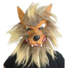 Masque Loup #masquesdéguisements #accessoiresdéguisements #accessoiresphotocall