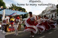 #Spain  Is...