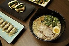 "Saili S. Kulkarni's pick. She writes: ""I like the perfumed eggs that come with ramen here."""