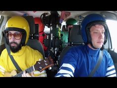 OK Go Plays 1000 Instruments With a Car!