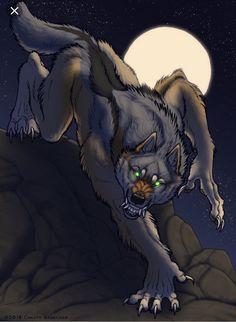 Werewolf Origin, Werewolf Art, Furry Wolf, Furry Art, Mythical Creatures Art, Fantasy Creatures, Scary Creepypasta, Yiff Furry, Creature Concept Art