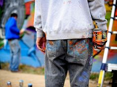 Jóvenes difunden actos vandálicos sobre la 11 sur