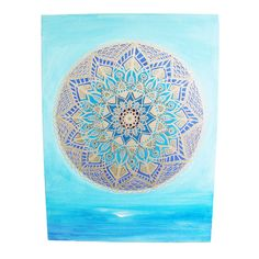 Mandala Painting & Drawing, Beach Mat, Outdoor Blanket, Tapestry, Drawings, Paintings, Decor, Mandalas, Hanging Tapestry