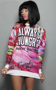 Always Hungry Never Thirsty Sweater