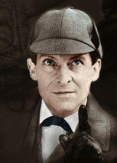 Jeremy Brett – Sherlock Holmes