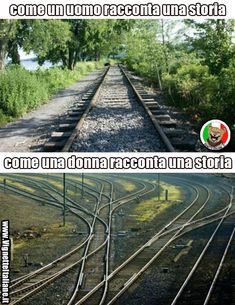 Le storie uomo donna (www.VignetteItaliane.it)