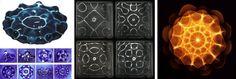 Cymatics and Tesla and Einstein Masaru Emoto, Sri Yantra, Einstein, Nikola Tesla, Les Chakras, Cardio Training, Secrets Of The Universe, Your Music, Stonehenge