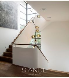 После того, как скандинавской минималистском современного американского искусства творческой личности гостиной журнальный Пентхаус лестницы стеклянные люстры -tmall.com Lynx