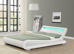 Κρεβάτι Phoenix με φωτισμό LED