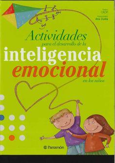 Infantil y Primaria: Actividades para el Desarrollo de la Inteligencia Emocional en Niños