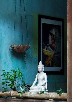 Buddha, Hoi An, Vietnam
