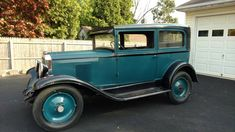 Restored And Forgotten: 1929 Chevrolet - http://barnfinds.com/restored-and-forgotten-1929-chevrolet/