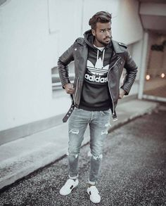 cdf3b1b12b5 21 Cool casual outfits from this influencer! - Mr Streetwear Magazine  Casual Winter Outfits,
