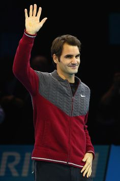 Roger Federer Photos Photos: Barclays ATP World Tour Finals – Day Eight - Sport News Roger Fedrer, Roger Federer Family, Christopher Evans, Tennis Legends, Mr Perfect, Final Days, Tennis Players, One And Only, Sports News