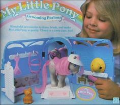 I had this toy and my mom is a borderline-hoader, so I'm pretty sure I still do somewhere. :)