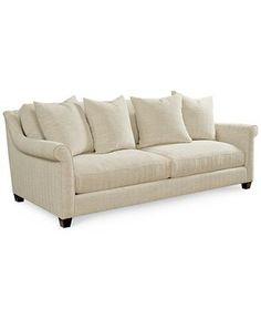 Westen Fabric Sofa - Furniture - Macy's