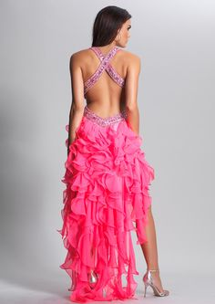 Dave and Johnny 8819 Prom Dress