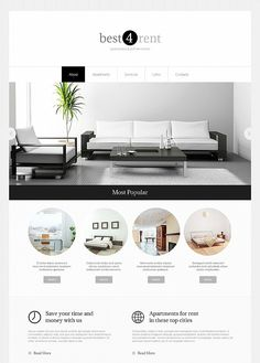 Minimal Website Design for Real Estate Agency - image Minimal Website Design, Real Estate Website Design, Great Website Design, Simple Web Design, Website Design Layout, Web Design Tips, Website Design Inspiration, Layout Design, Real Estate Branding