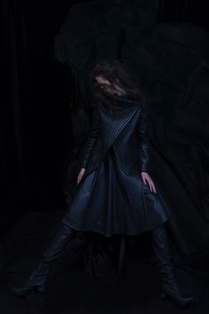 IMRECZEOVA FW17 campaign Goth, Campaign, Victorian, Dresses, Style, Fashion, Goth Subculture, Gothic, Gowns