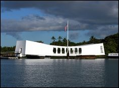 Elvis' Passion for USS Arizona Memorial !!! The USS Arizona Memorial  was dedicated in 1962. Elvis had a great passion and held his first Hawai'i concert to help raise money for the memorial.