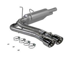 Flowmaster F 150 SVT Lightning Catback Exhaust Kit 99 04 17367