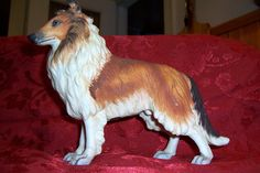 Vintage  Rough Collie by Andrea By Sadek Number by SierrasTreasure, $45.00