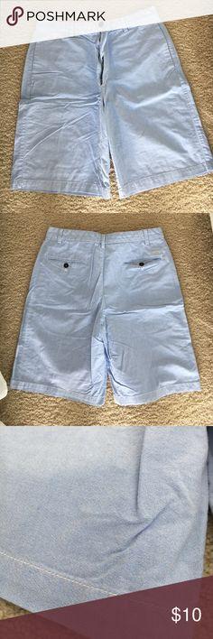 Blue izod shorts Light blue Izod Shorts